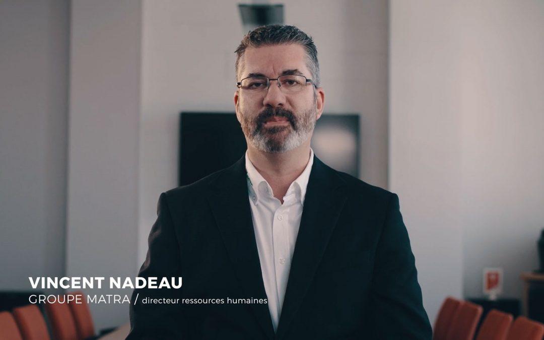Vincent Nadeau, Directeur Général des ressources humaines du Groupe Matra nous parle de son expérience en recrutement international aux Philippines!